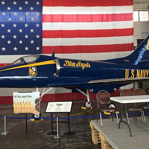 1981 Blue Angels Team